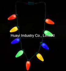 china big bulbs blinking necklaces china bulbs