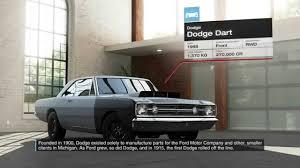 68 dodge dart parts forza motorsport 5 1968 dodge dart hemi stock forzavista