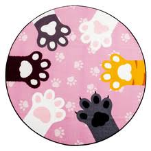 Cats Paw Rug Popular Kids Room Rug Pink Buy Cheap Kids Room Rug Pink Lots From