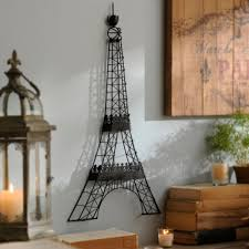 eiffel tower decorations metal eiffel tower decor home decorating ideas