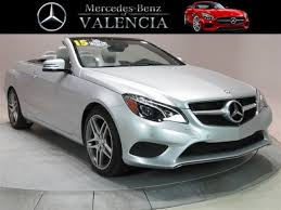 mercedes e class cabriolet for sale certified pre owned 2015 mercedes e class e 400 for sale in