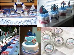 Nautical Theme Babyshower - breathtaking nautical themed baby shower favor ideas 67 for your