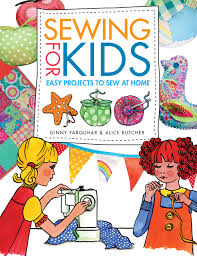 amazon com sewing for kids easy projects to sew at home