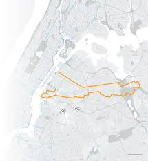New York Boroughs Map by Bike The Boroughs Wsj Com