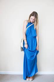 light blue halter maxi dress loft has all the summer dresses nursing friendly ones too the