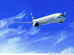 Cathay Pacific Route Map by Cathay Pacific Airbus A350 Delivery Pushed Back To U0027late April