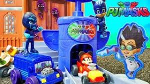 hmongbuy net pj masks rival racers track playset play