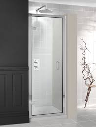 Shower Door 720mm Classic Hinged Shower Door In Classic Luxury Bathrooms Uk