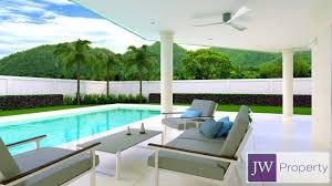 hi tech house new u0027mountain view u0027 hi tech age u0026 eco friendly pool villas in hua hin