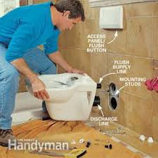 how to remodel a small bathroom u2014 the family handyman