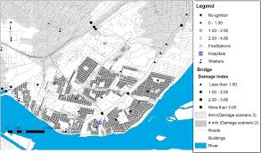 San Francisco Liquefaction Map by Systemic Seismic Vulnerability Of Transportation Networks And