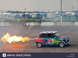 rolls royce racing mini car fitted with a rolls royce nimbus mk105 helicopter jet