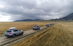 ssangyong rexton takes 50 day 13 000km u0027test drive u0027 to europe