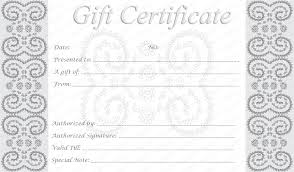 microsoft office certificate templates free printable gift certificates free template thank you word template printable gift certificates free template formal business report cool free gift certificate template 68 in card