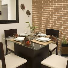 brick allover stencil wall pattern diy wall decor wallpaper