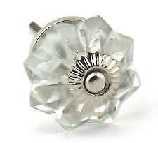 glass cabinet knobs ebay