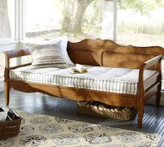 daybed ticking mattress porch sunroom pinterest daybed