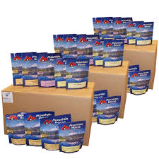 Mountain House Food by Mountain House 3 Month Food Supply Pouches