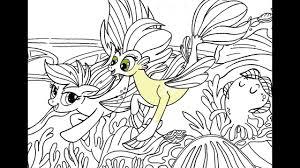 my little pony movie u2022 undersea ponies u2022 rainbow dash mermaid