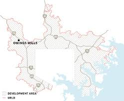 Baltimore County Zip Code Map by Living On The Edge