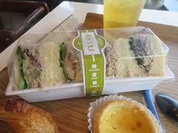 paris baguette ice tea sandwiches patries san jose ca