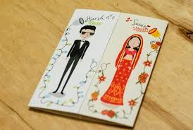 indian wedding card ideas the most unique indian wedding invitation cards wedmegood