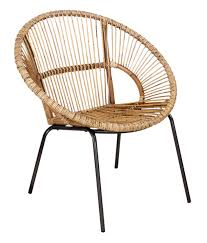 Woven Bistro Chairs Furniture Rattan Recliner Rattan Chair Rattan Bistro Chair