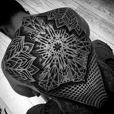100 pattern tattoos for symmetrical design ideas