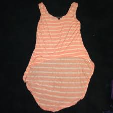 light pink tank top forever 21 striped pink high low tank high low 21st and customer support