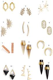 styles of earrings 12 non boring stud earrings to wear every day economy of style