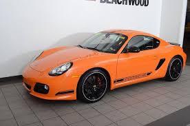 cayman porsche for sale 2012 pastel orange porsche cayman r cars for sale blograre