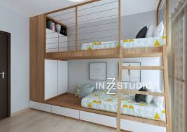 bunk beds are great ways to add more space to a room especially