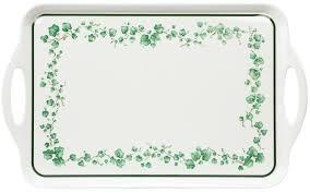 serving plate corelle impressions callaway melamine rectangular serving platter