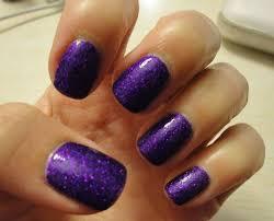 nubar u2014 violet sparkle u2014 polishment