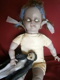 Creepy Doll Costume How To Make A Haunted Doll Halloween Prop Halloween Alliance