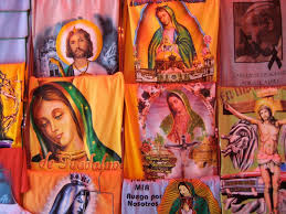 a new way to show your devotion in mexico city wear a t shirt