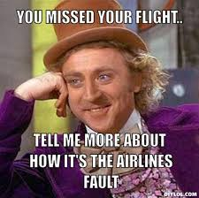This Guy Meme Generator - resized creepy willy wonka meme generator you missed your flight