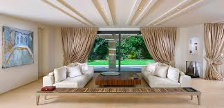 Floor To Ceiling Curtains How To Handle Low Ceiling Interior Design