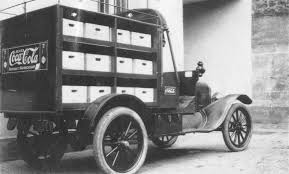 Vintage Ford Trucks Pictures - vintage photos of ford coca cola delivery trucks from between