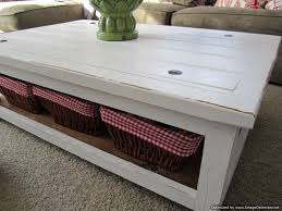 rustic grey coffee table furniture fascinating rustic white coffee table design ideas