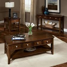 end table decorating ideas varnished walnut end table decor with drum white shades table l