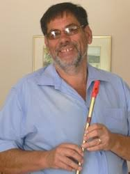 Piet Coetzee, a musician. His wife's brilliant idea was to surprise him on ... - PCoetzee1b