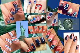 nail art for 4th of july be glamorously independent branded