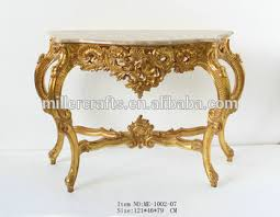 Silver Console Table Elegant Antique Silver Console Table For Living Room Buy Console