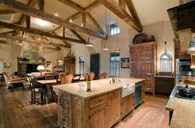 rustic wood kitchen cabinets 15 perfectly distressed wood kitchen designs home design lover