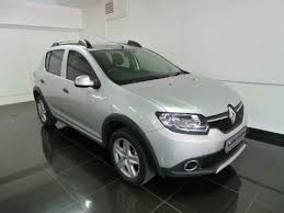 sandero renault stepway renault 2016 renault sandero stepway 66kw turbo was listed for