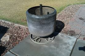 Washing Machine Firepit Washing Machine Tub Pit We Are On Our 3 Tub We Them