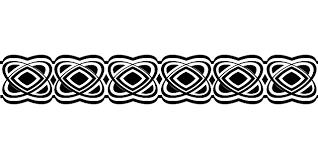 free vector graphic ornament celtic border frame free image