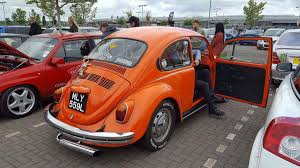 volkswagen orange readers u0027 cars 1972 volkswagen beetle tartan tarmac