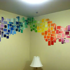 362 best crafts paint chips images on pinterest paint chips
